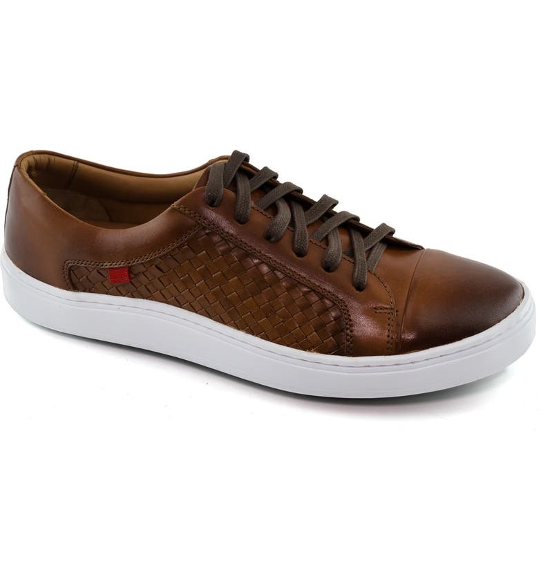 MARC JOSEPH NEW YORK King Street Sneaker, Main, color, COGNAC