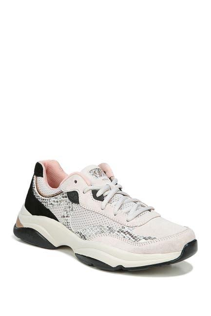 Image of Ryka Nova Snakeskin Embossed Sneaker - Wide Width Available