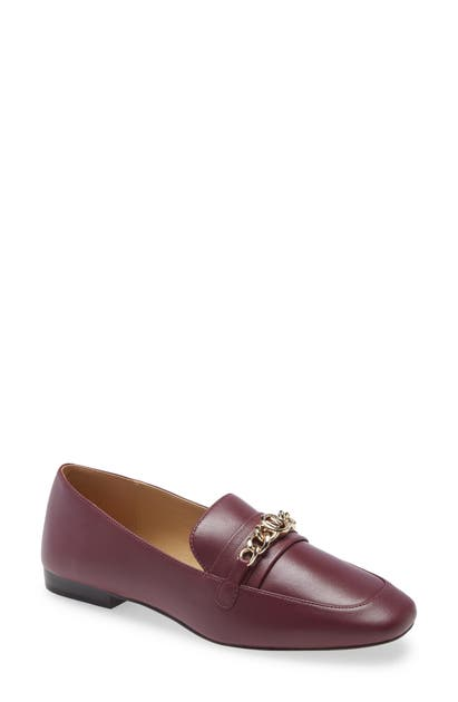 Michael Michael Kors DOLORES CHAIN LOAFER