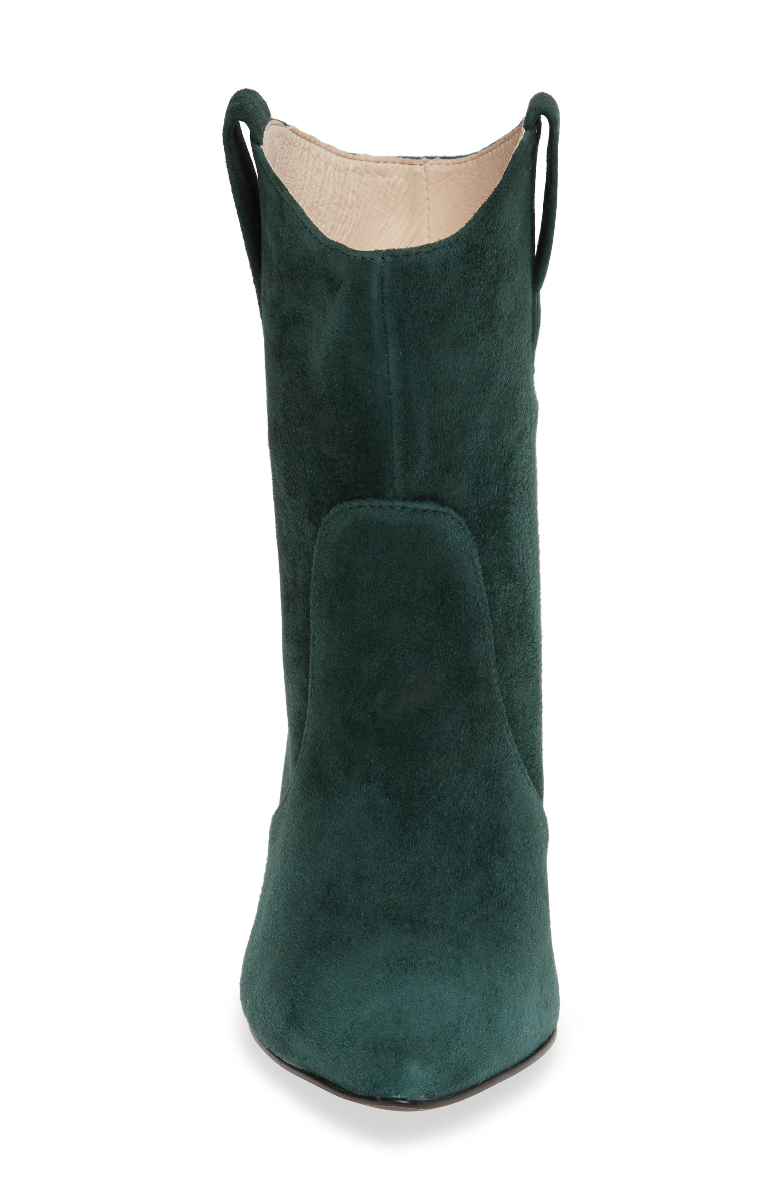 ,                             Karly Suede Bootie,                             Alternate thumbnail 10, color,                             335