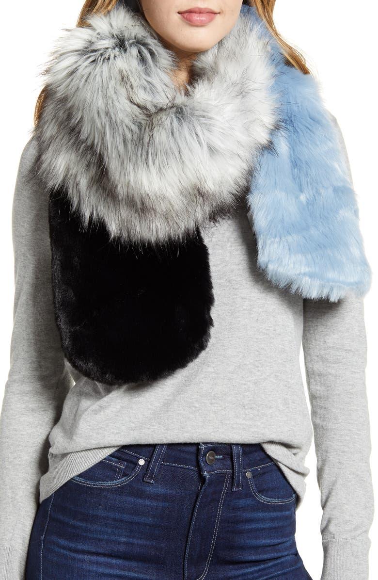 HALOGEN<SUP>®</SUP> Faux Fur Stole, Main, color, 040