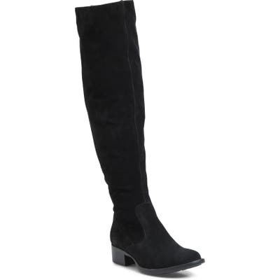 B?rn Cricket Over The Knee Boot- Black