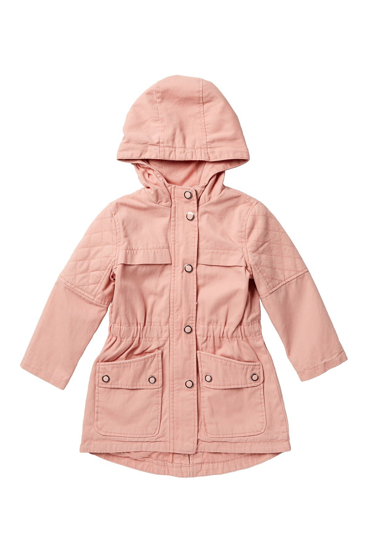 URBAN REPUBLIC girls Girls Cttn Woven Jacket