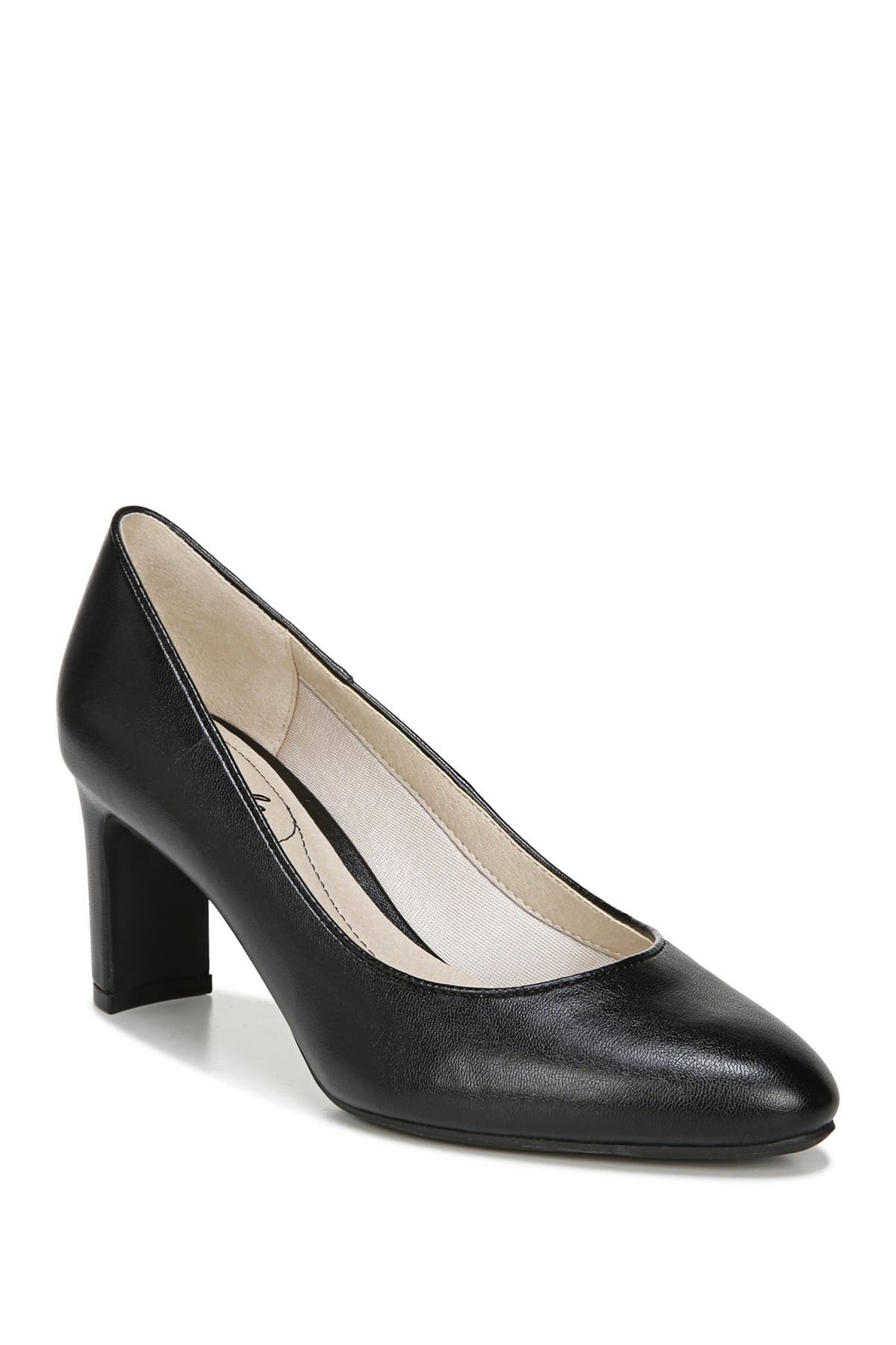 Image of LifeStride Gigi Pointed Toe Pump - Wide Width Available