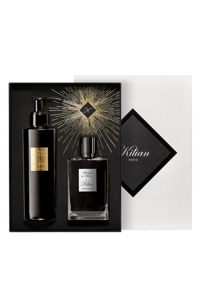 Kilian STRAIGHT TO HEAVEN, WHITE CRISTAL HOLIDAY GIFT SET ($385 VALUE)