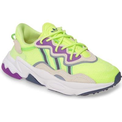 Adidas Ozweego Sneaker- Yellow