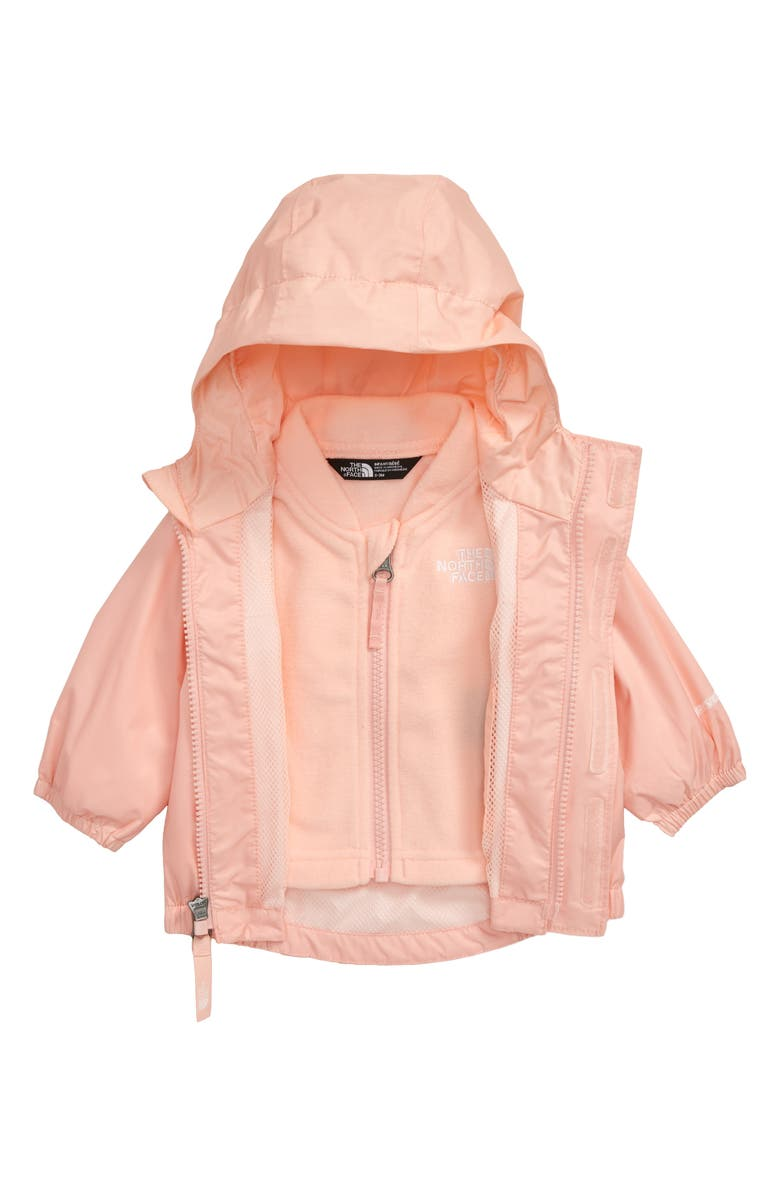 THE NORTH FACE Stormy Rain TriClimate<sup>®</sup> 3-in-1 Jacket, Main, color, IMPATIENS PINK