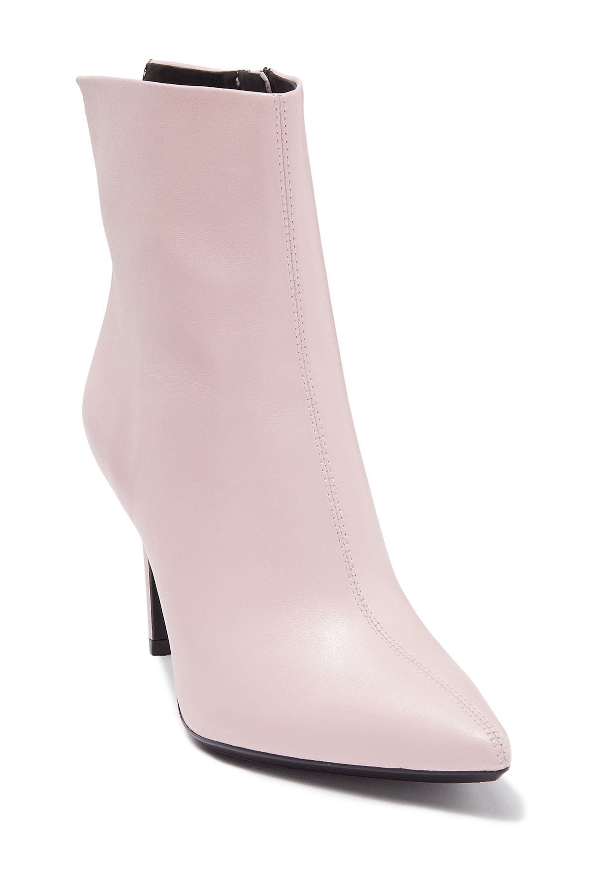 Image of Calvin Klein Revel Nappa Pointed Toe Boot