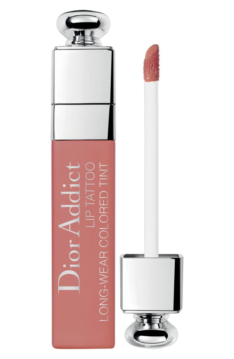 DIOR Addict Lip Tattoo Long-Wearing Color Tint, Main, color, 321 NATURAL ROSE