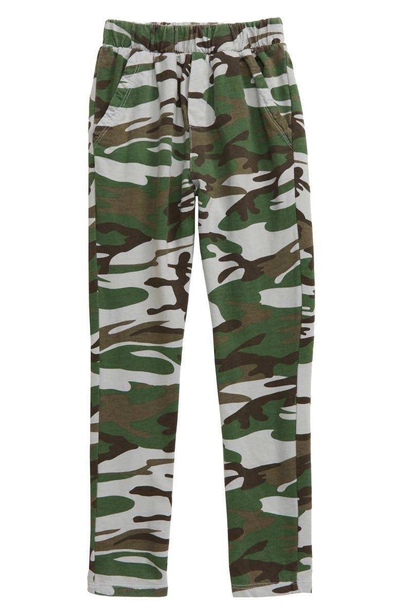 JOAH LOVE Tapered Sweatpants, Main, color, 300