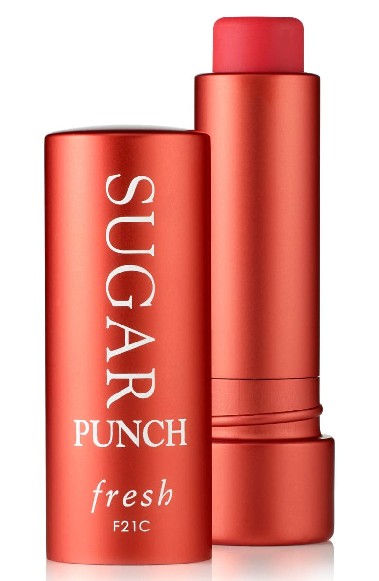 FRESH<SUP>®</SUP> Sugar Lip Balm Sunscreen SPF 15, Main, color, PUNCH