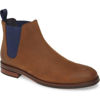Cole Haan Wakefield Grand Waterproof Chelsea Boot - Brown