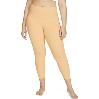 Plus Size Nike Yoga Luxe 7/8 Tights