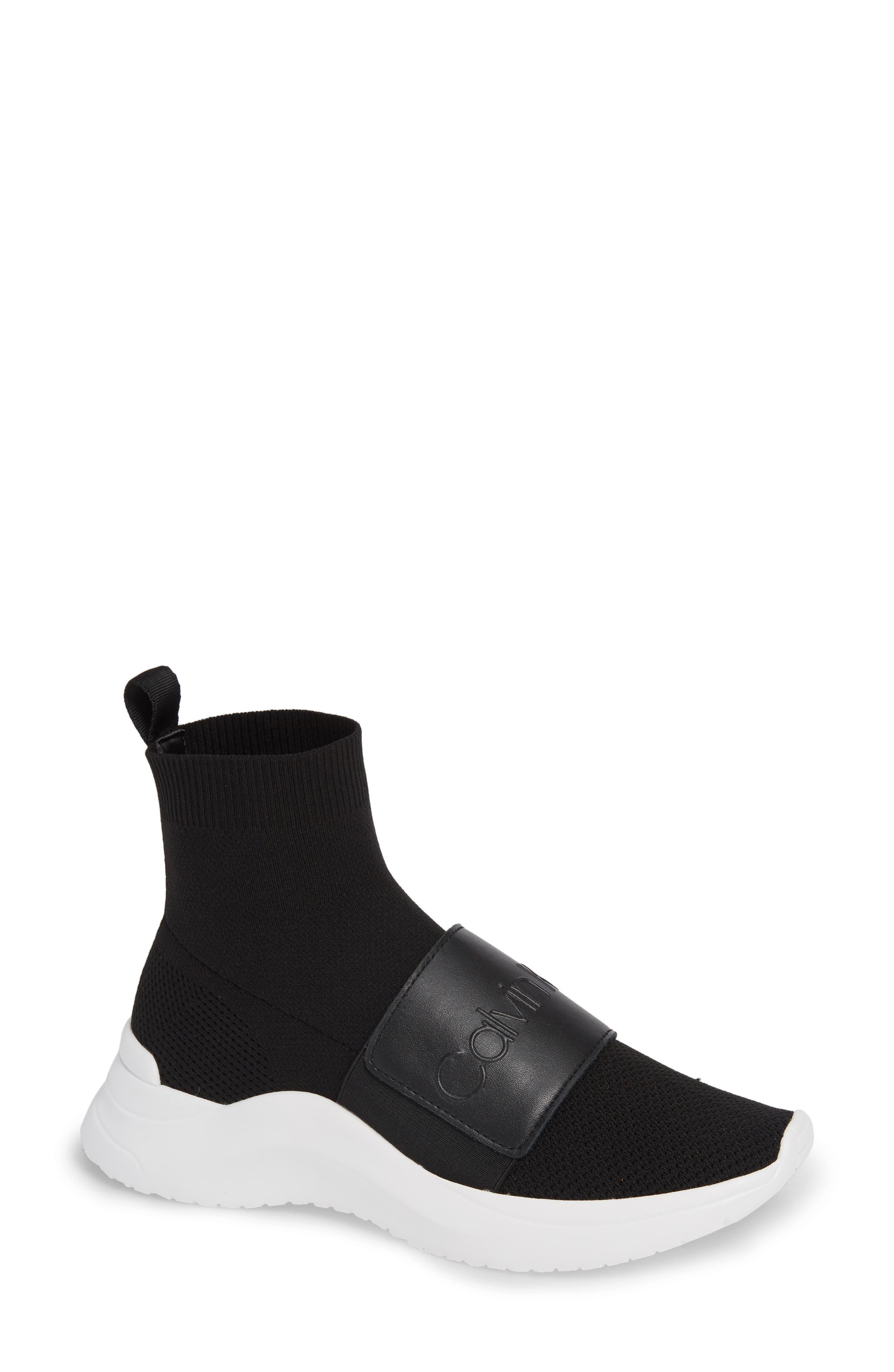 Calvin Klein | Uni Sock Knit Sneaker
