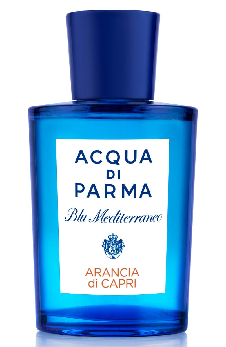 ACQUA DI PARMA Blu Mediterraneo Arancia di Capri Eau de Toilette, Main, color, NO COLOR