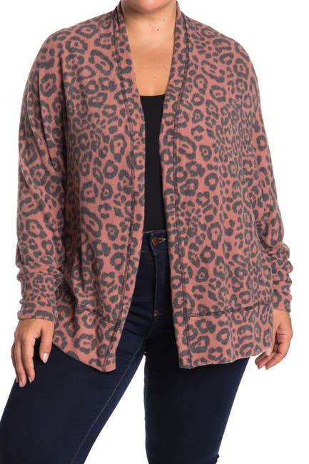 Image of Socialite Long Sleeve Dolman Cardigan