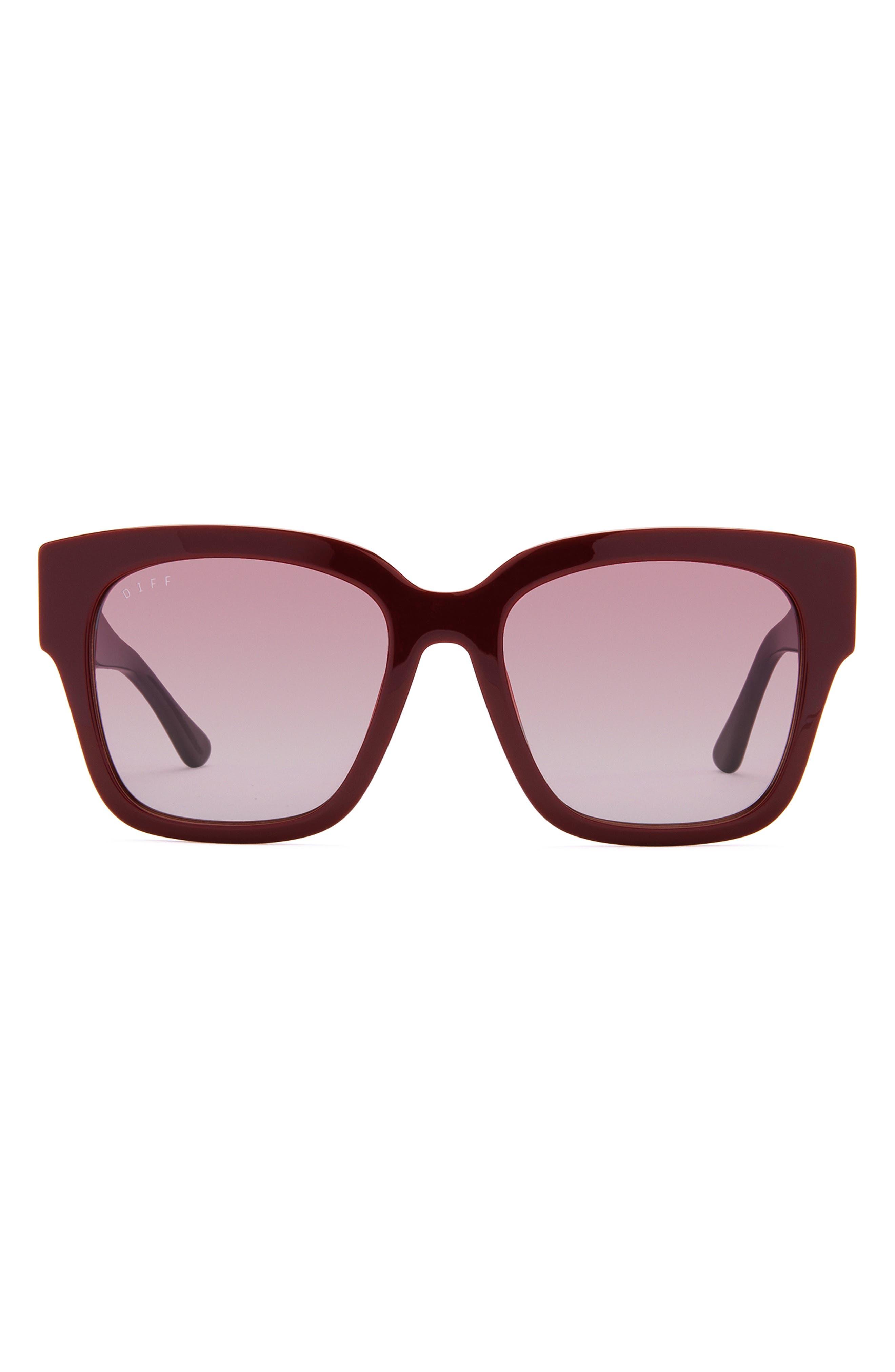 Bella Ii 53mm Gradient Square Sunglasses