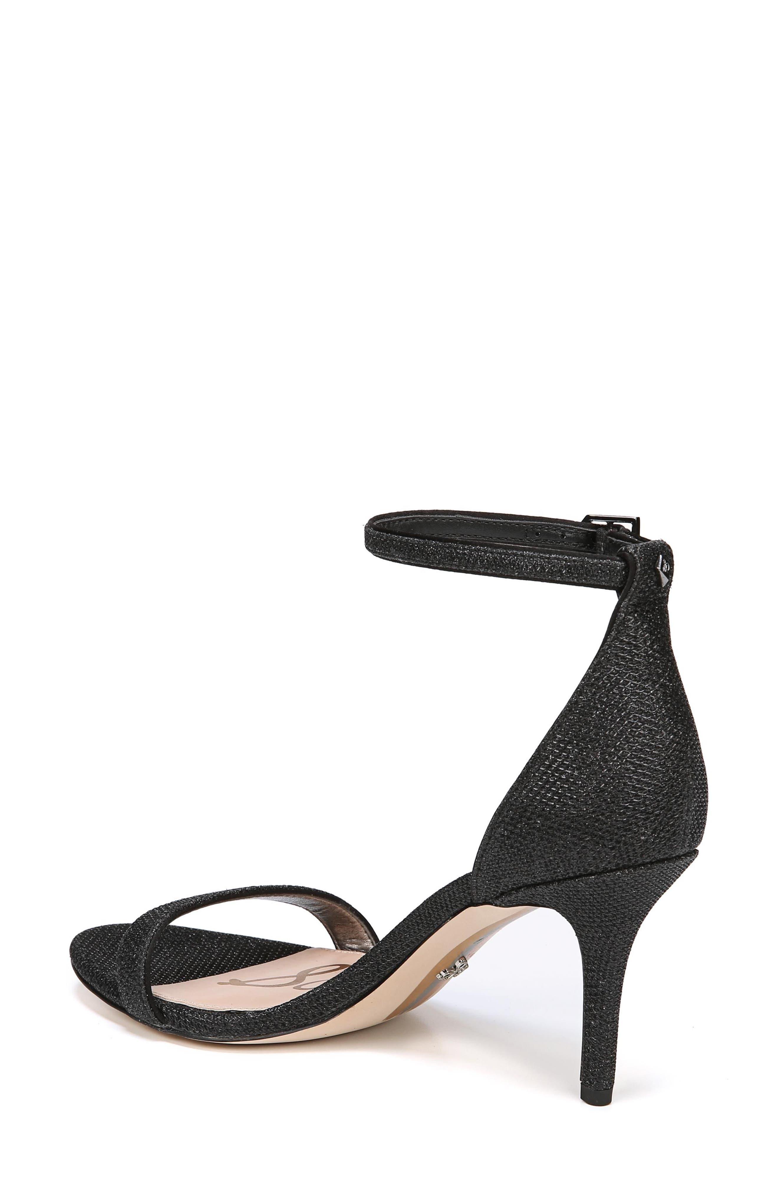 ,                             'Patti' Ankle Strap Sandal,                             Alternate thumbnail 2, color,                             003