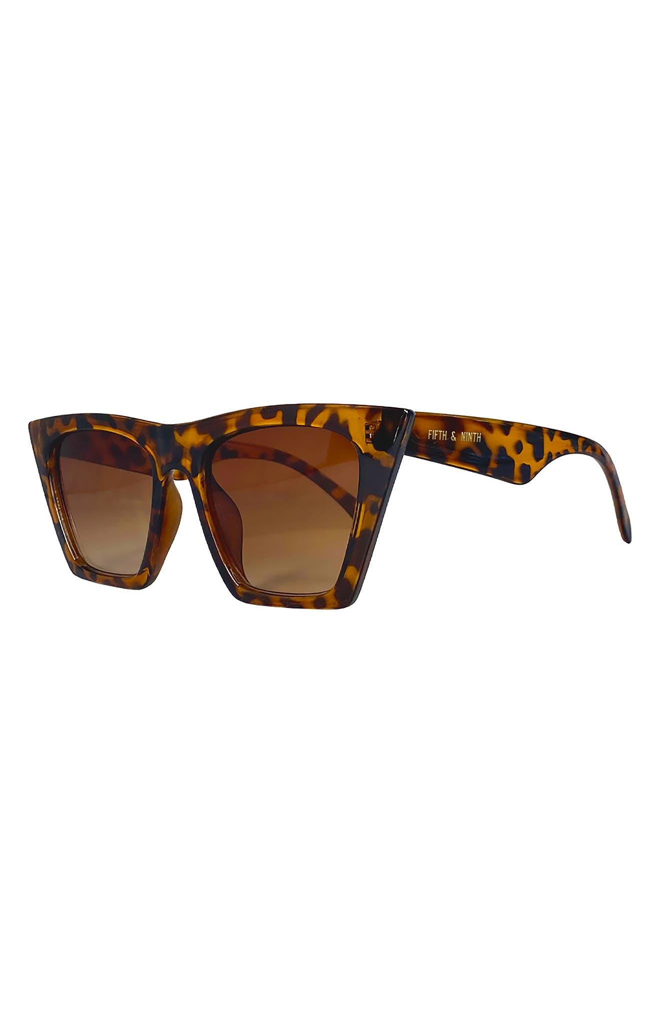 Chicago 53mm Cat Eye Sunglasses