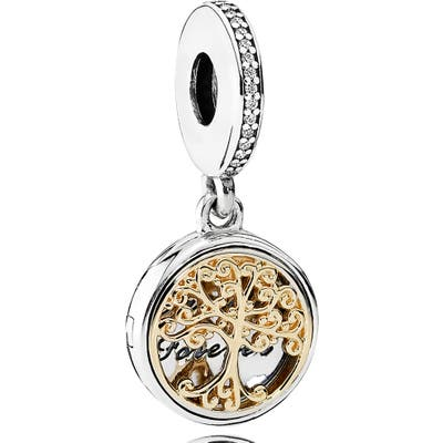 Pandora Family Roots Locket Dangle Charm