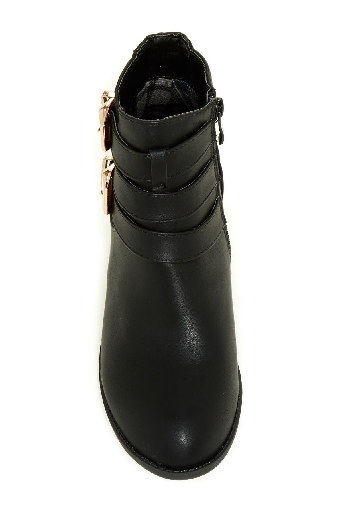 Image of Top Moda CL Buckle Bootie
