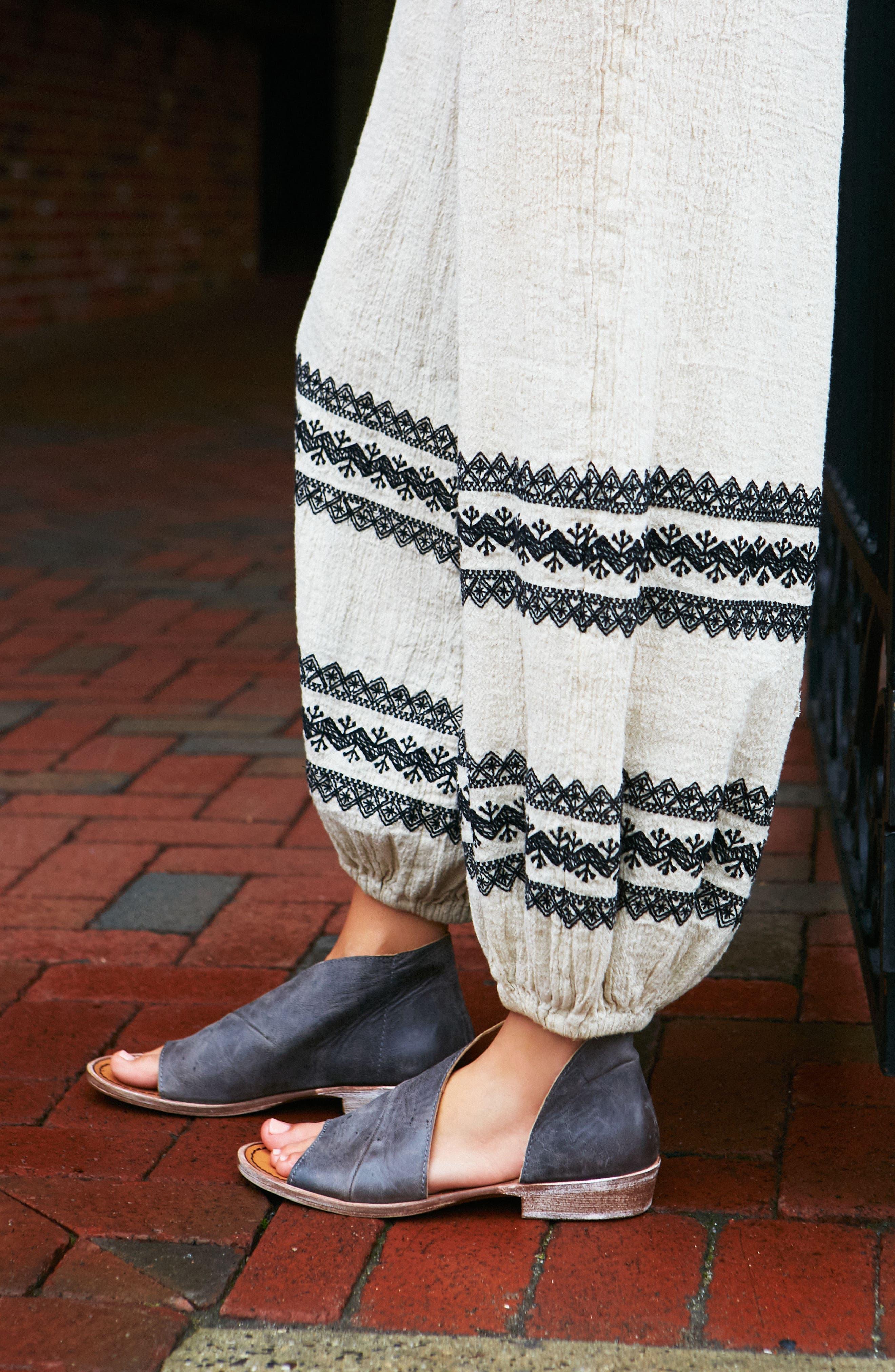 ,                             'Mont Blanc' Asymmetrical Sandal,                             Alternate thumbnail 9, color,                             NATURAL