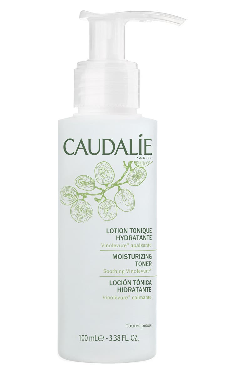 CAUDALÍE Moisturizing Toner, Main, color, NO COLOR