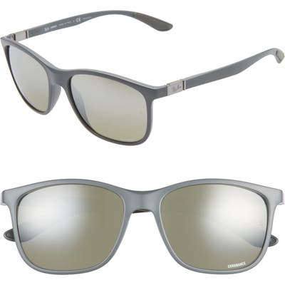 Ray-Ban 5m Square Sunglasses - Grey