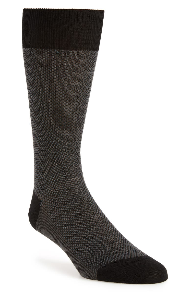 PANTHERELLA 'Vintage Collection - Blenheim' Merino Wool Blend Socks, Main, color, 019