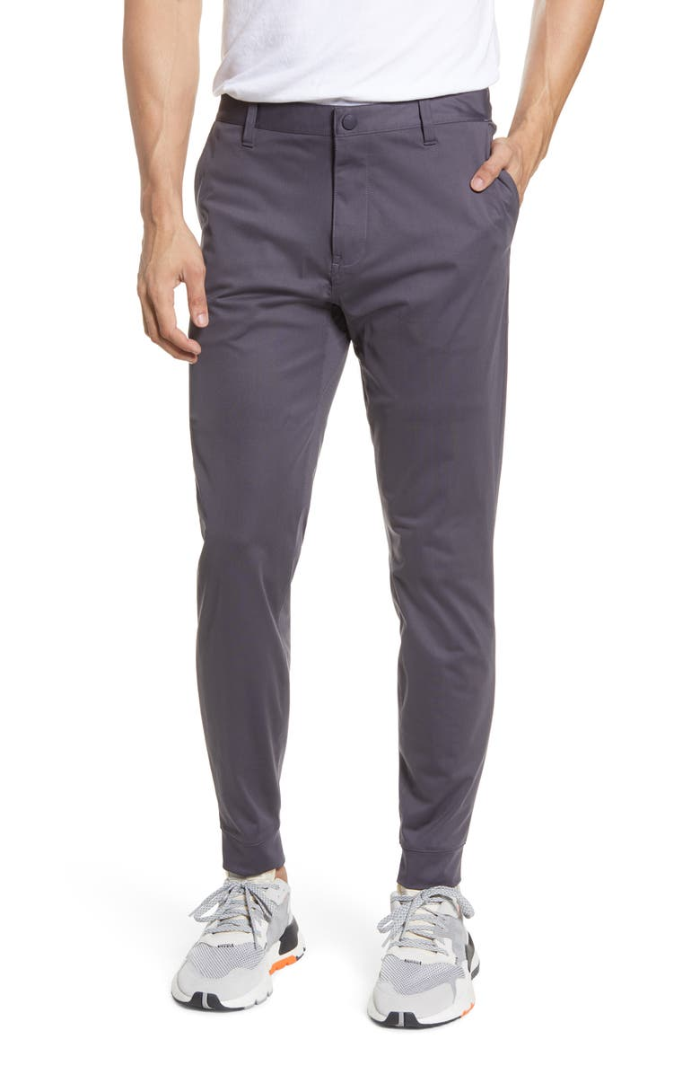 RHONE Commuter Slim Fit Jogger Pants, Main, color, 026