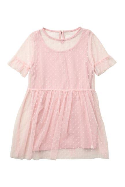 Image of Sovereign Code Tallulah Mesh Popover Dress