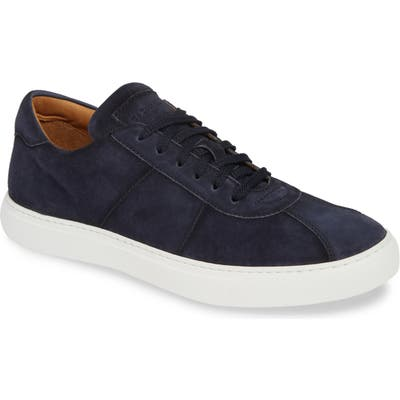 To Boot New York Charger Low Top Sneaker- Blue