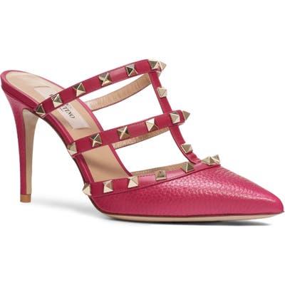 Valentino Garavani Rockstud Mule, Pink