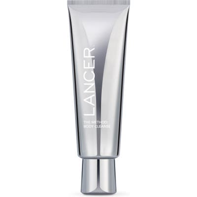 Lancer Skincare The Method Body Cleanse Cleanser