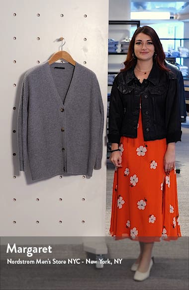 Cashmere Cocoon Cardigan, sales video thumbnail