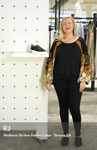 Kim Sneaker, sales video thumbnail