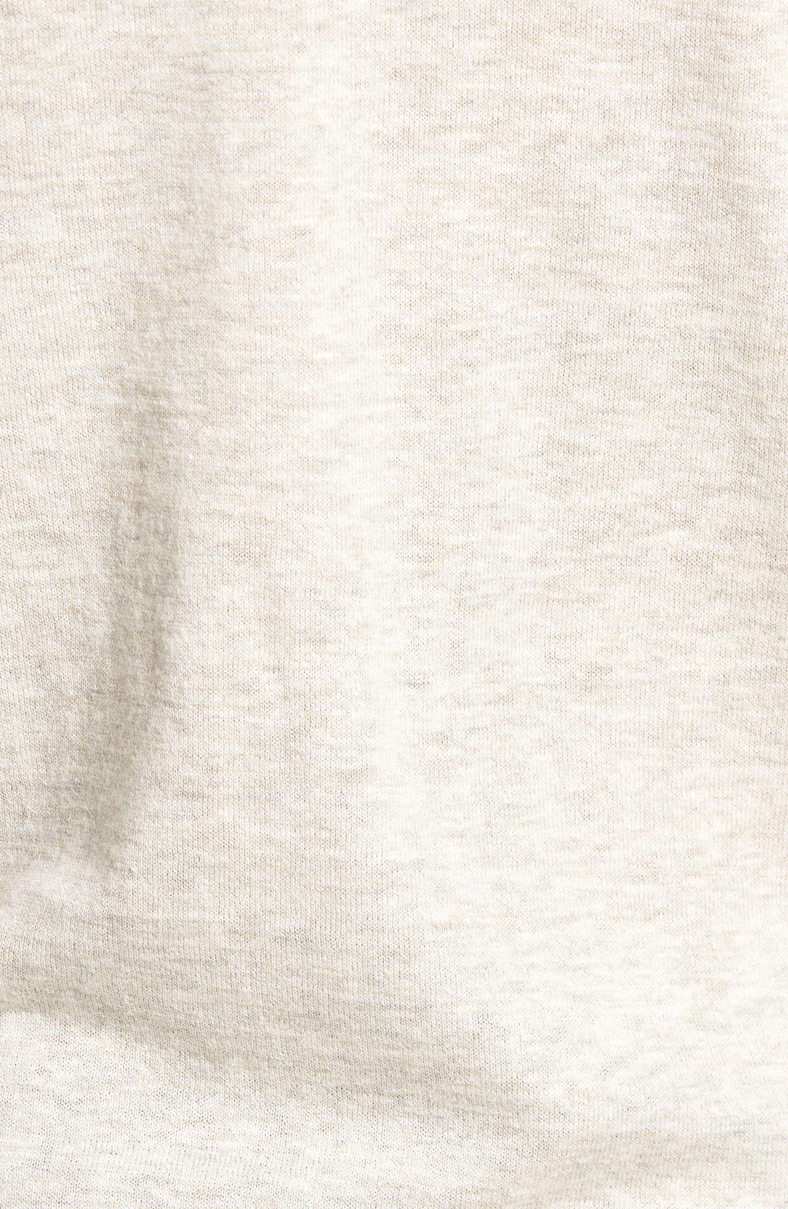 ,                             Cotton & Linen Blend Henley,                             Alternate thumbnail 11, color,                             020
