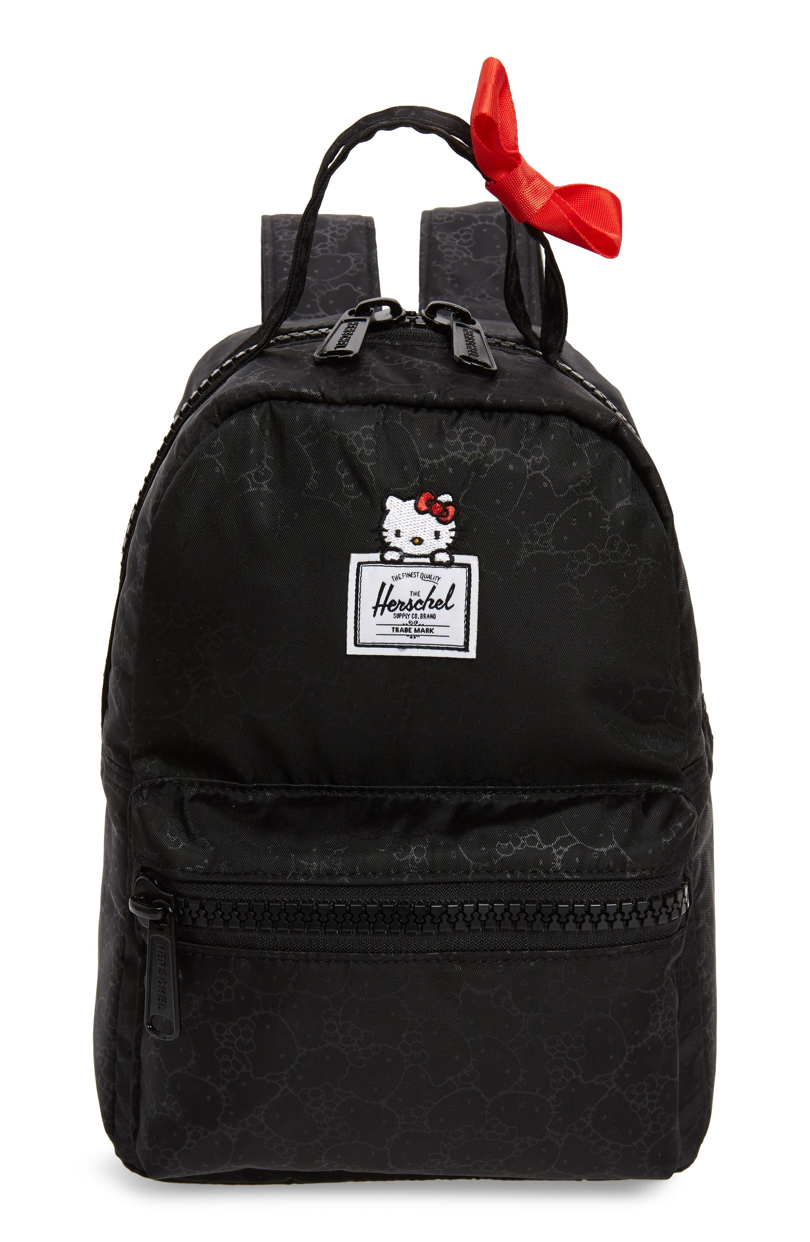 ,                             x Hello Kitty Mini Nova Backpack,                             Main thumbnail 1, color,                             001