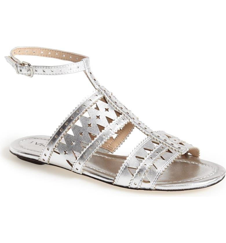 VIA SPIGA 'Idoma' Flat Sandal, Main, color, 040