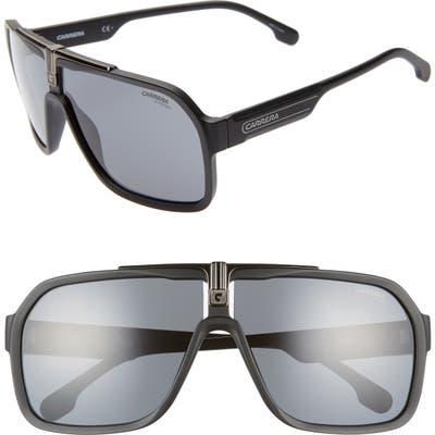 Carrera Eyewear Navigator Sunglasses - Matte Black