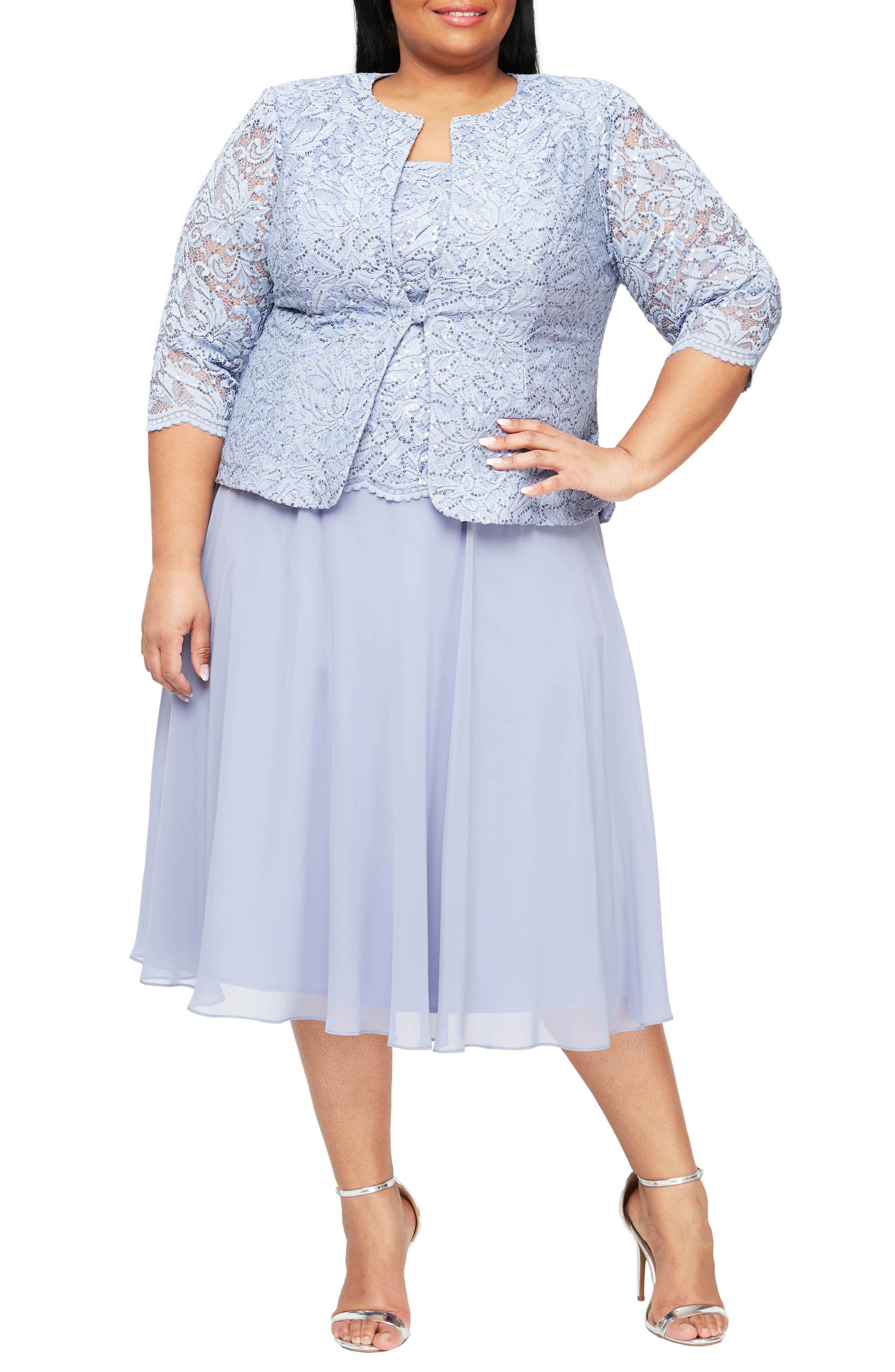 Black Regular and Plus Sizes XL Alex Evenings Womens Long Dress Skirt