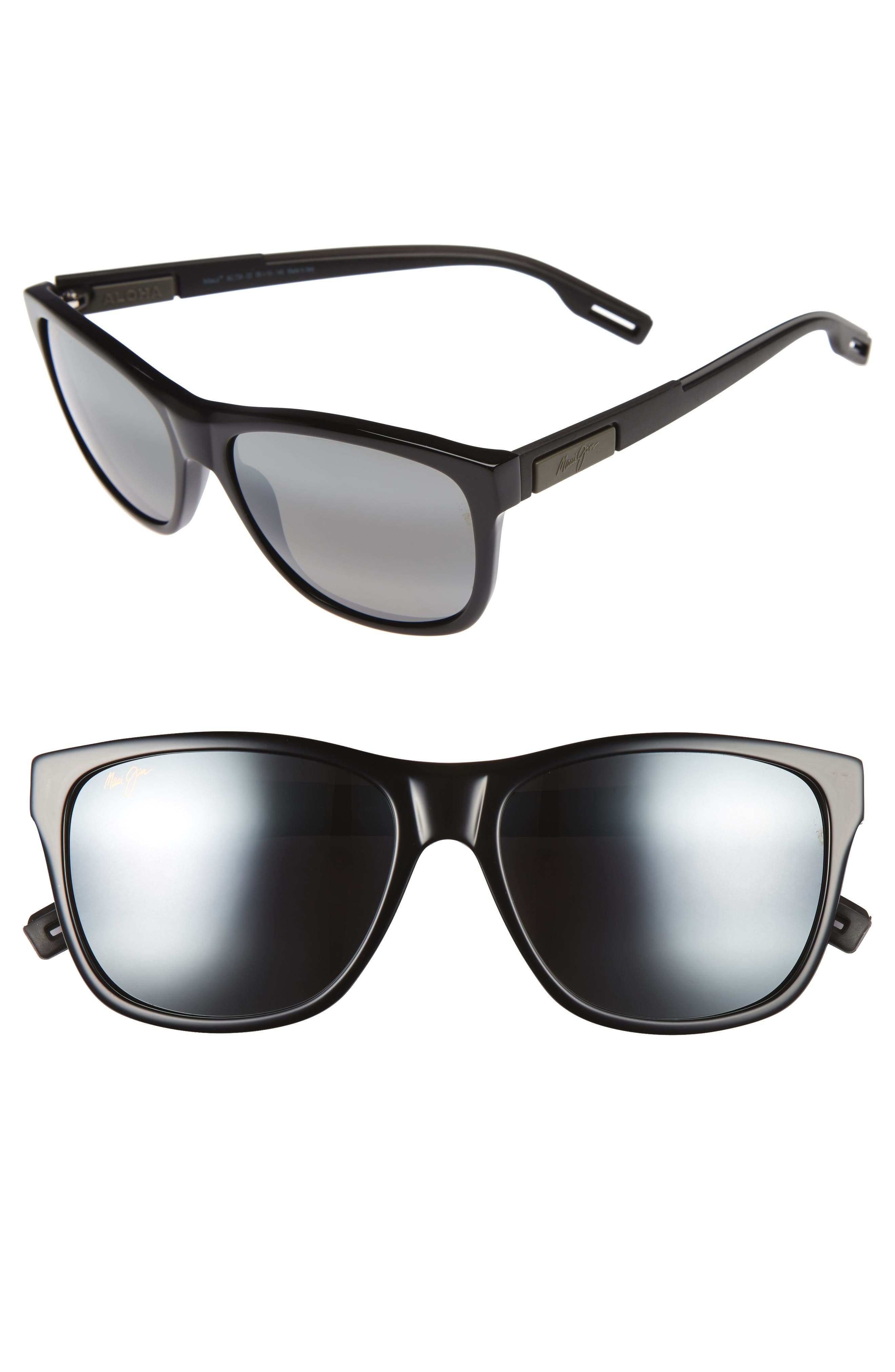 Maui Jim Howzit 5m Polarized Gradient Sunglasses -