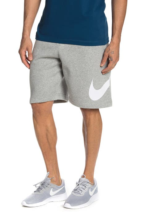 Nike - Logo Graphic Club Shorts