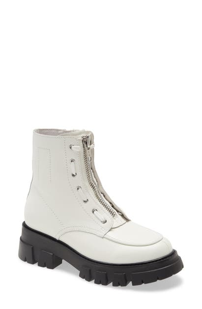 Ash LYNCH ZIP COMBAT BOOT