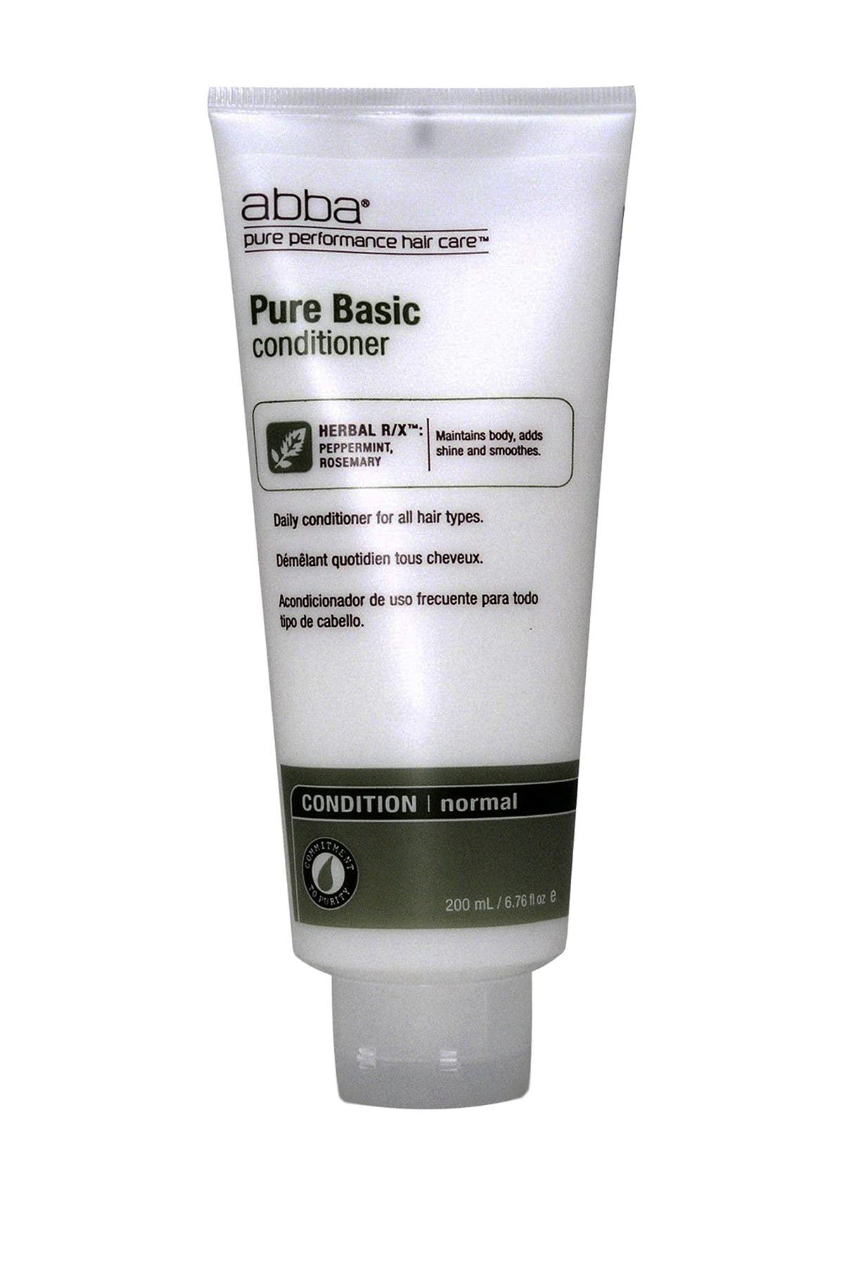 Image of ABBA Pure Basic Conditioner - 6.76 oz.