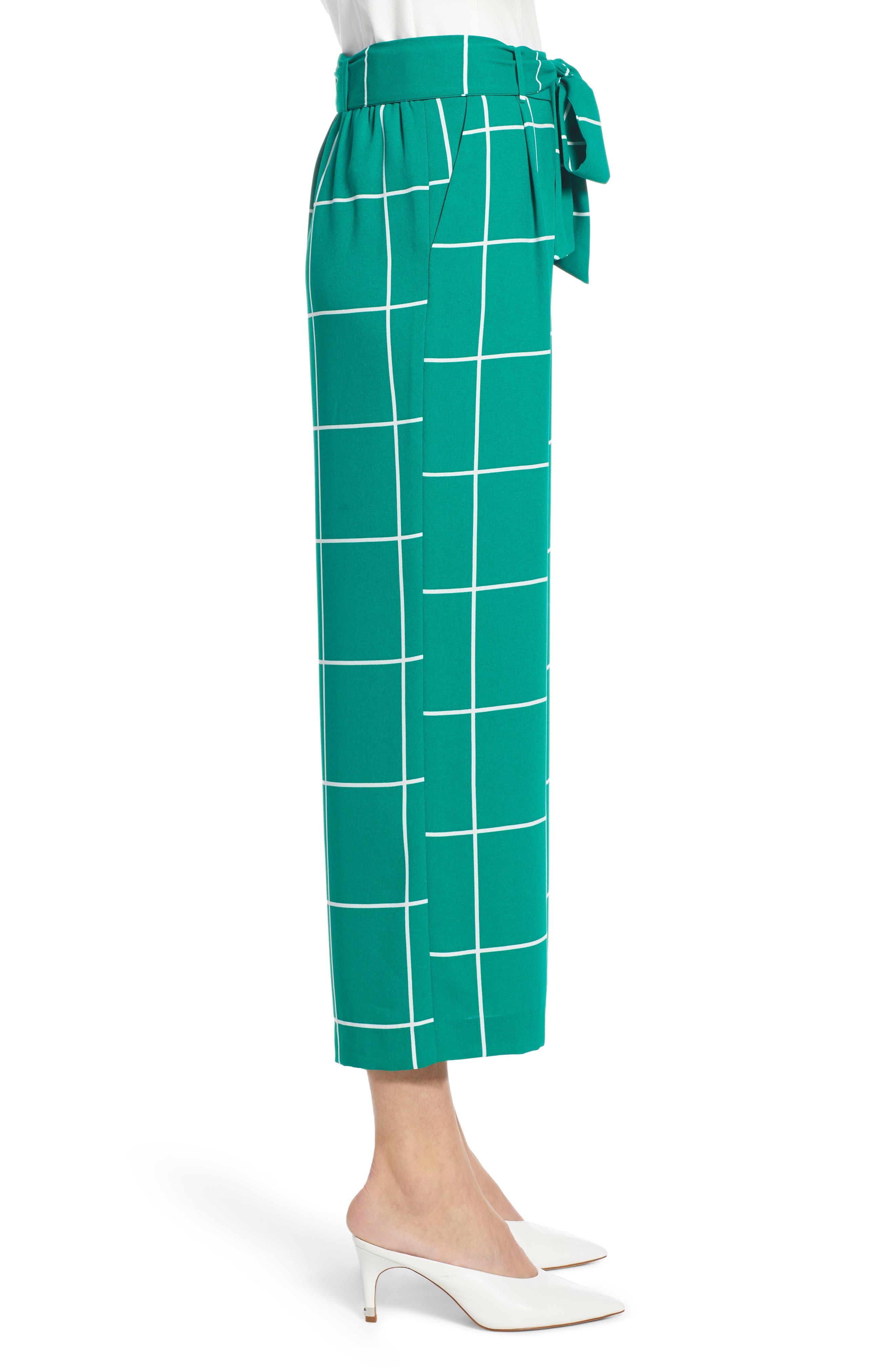 ,                             Wide Leg Crop Pants,                             Alternate thumbnail 41, color,                             310