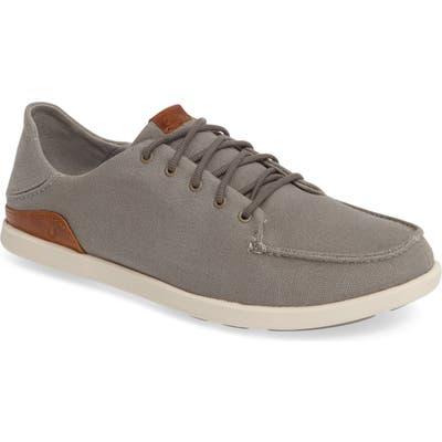 Olukai Manoa Sneaker, Black