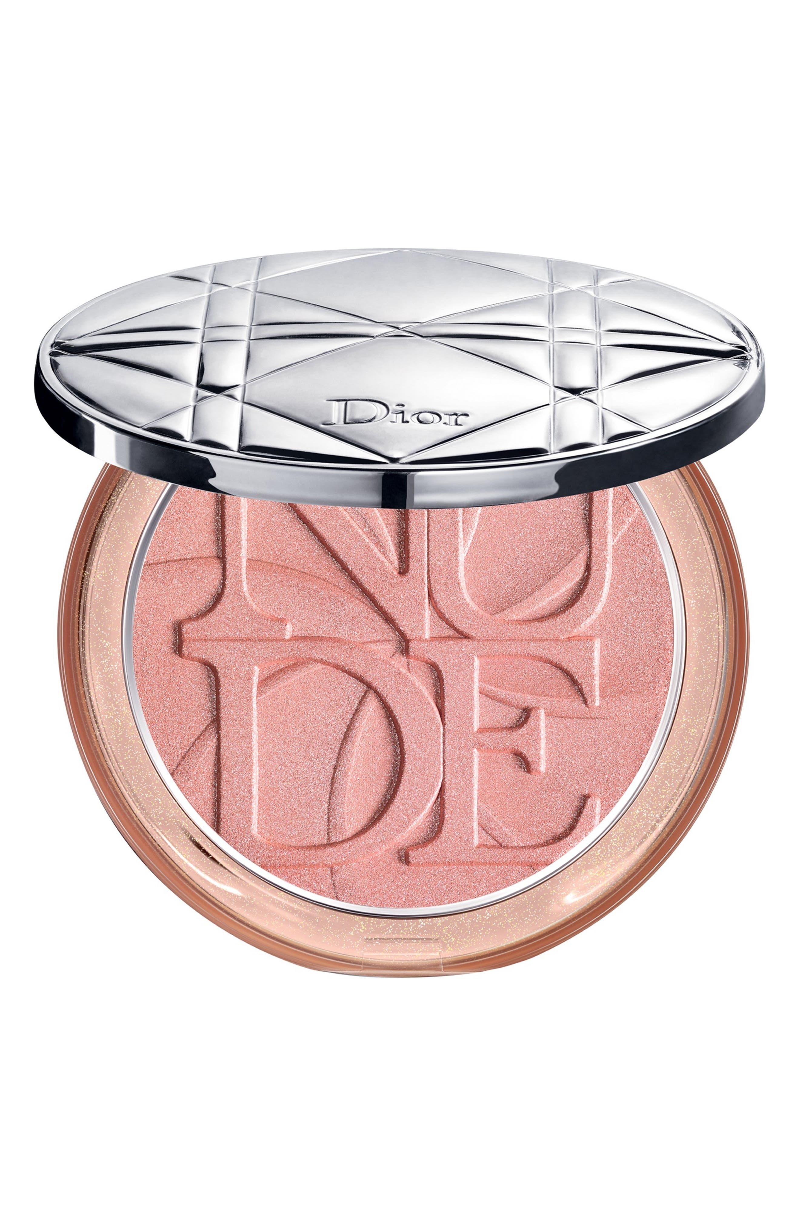 ,                             Diorskin Nude Luminizer Lolli'Glow Powder,                             Main thumbnail 1, color,                             650