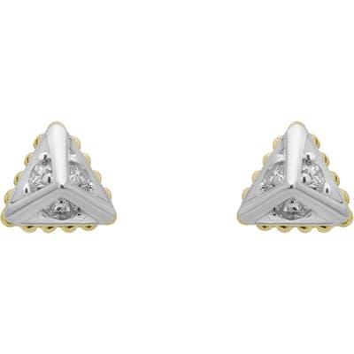 Lagos Diamond Stud Earrings