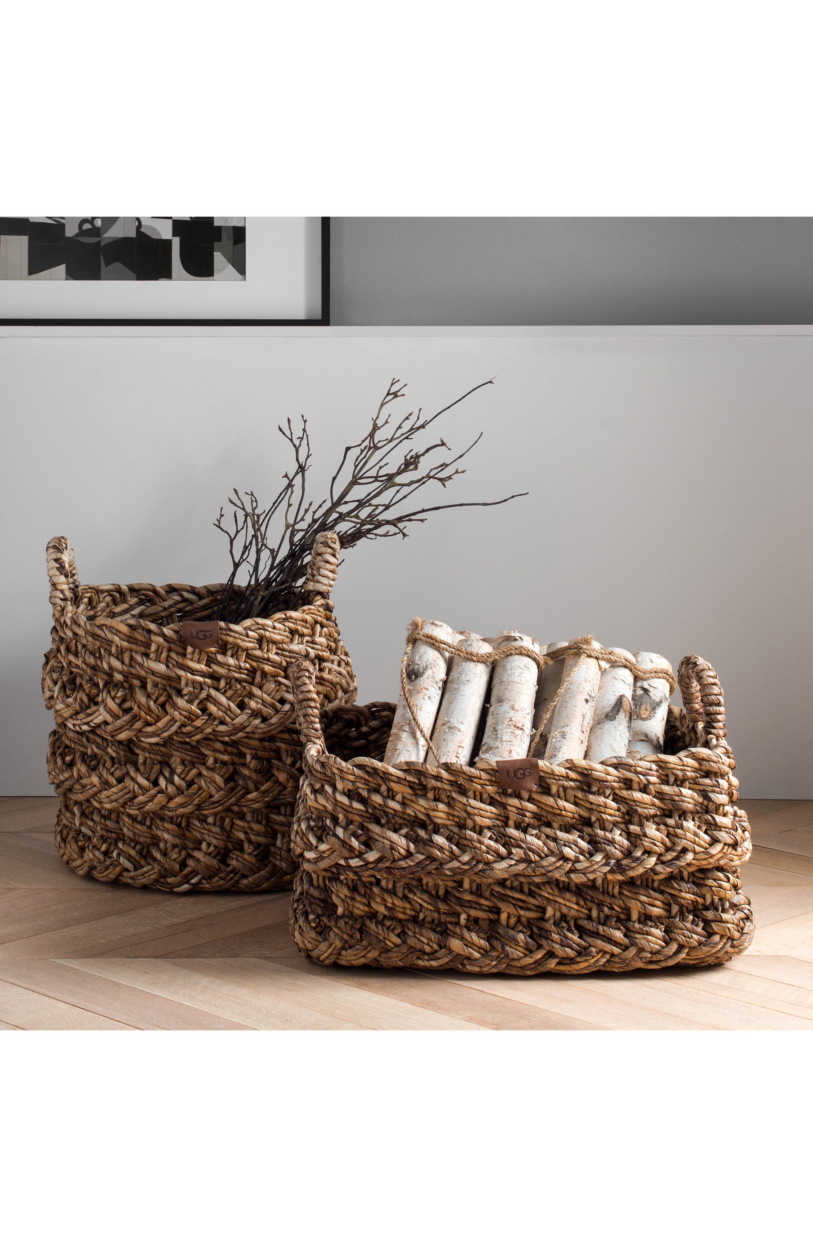 ,                             Peppermint Grove Basket,                             Alternate thumbnail 2, color,                             NATURAL